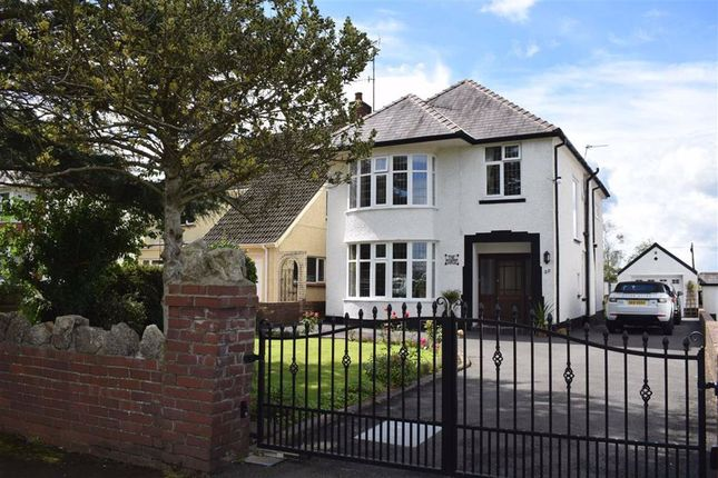 Thumbnail Detached house for sale in Swansea Road, Penllergaer, Swansea