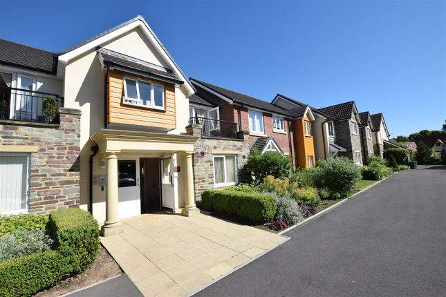 Thumbnail Flat for sale in Grange Lodge, St. Peters Road, Portishead