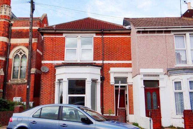 Thumbnail Flat to rent in Powerscourt Road, Portsmouth