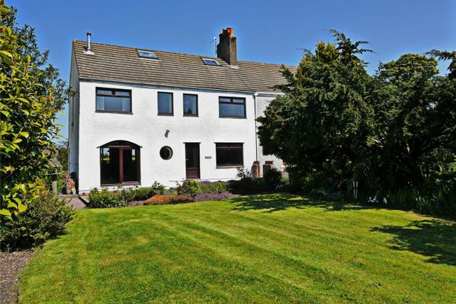 Thumbnail Semi-detached house for sale in Beckside, Low Mill, Egremont, Cumbria