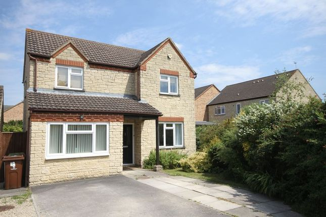 Thumbnail Detached house for sale in Lavender Road, Up Hatherley, Cheltenham