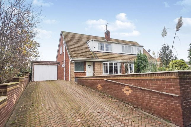 2 bed semi-detached bungalow for sale in Hardakers Lane, Ackworth, Pontefract WF7