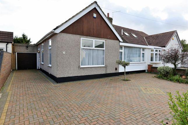 Thumbnail Semi-detached bungalow for sale in Kipling Road, Bexleyheath
