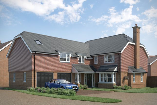"Thumbnail Property for sale in ""The Austen"" at Brook Close, Storrington, Pulborough"