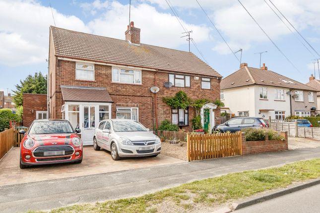 Thumbnail Semi-detached house for sale in Beech Avenue, Swanley, Kent