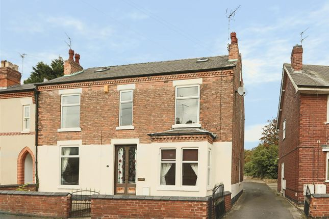Thumbnail Detached house for sale in Elm Avenue, Carlton, Nottingham