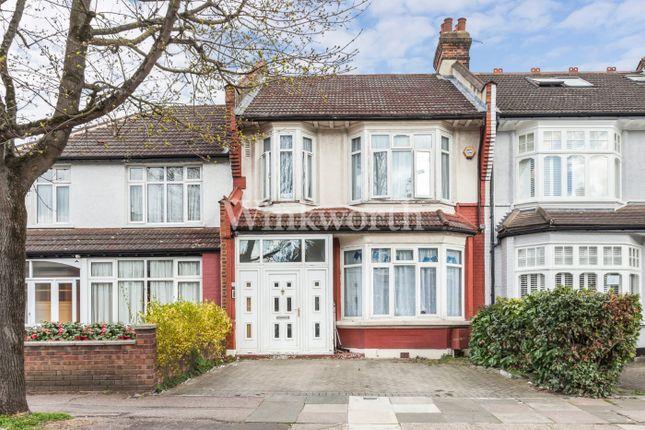 Thumbnail Terraced house for sale in Caversham Avenue, London
