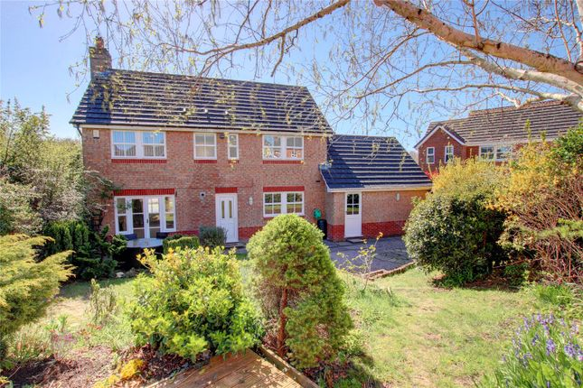 4 bed detached house for sale in Calder Close, Droitwich WR9