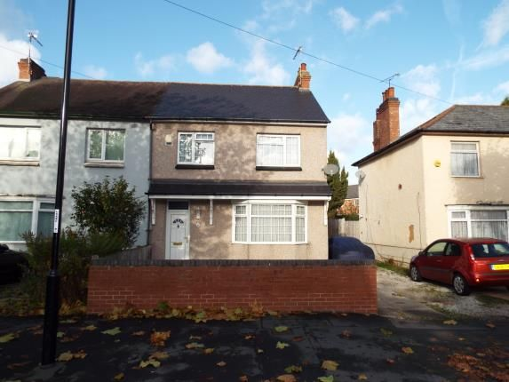 3 bed semi-detached house for sale in Sunningdale Avenue, Coventry, West Midlands