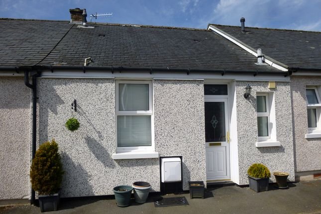 Thumbnail Terraced bungalow for sale in 5 St Conals Square, Kirkconnel