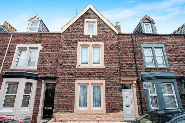 3 bed property for sale in Lawson Street, Maryport