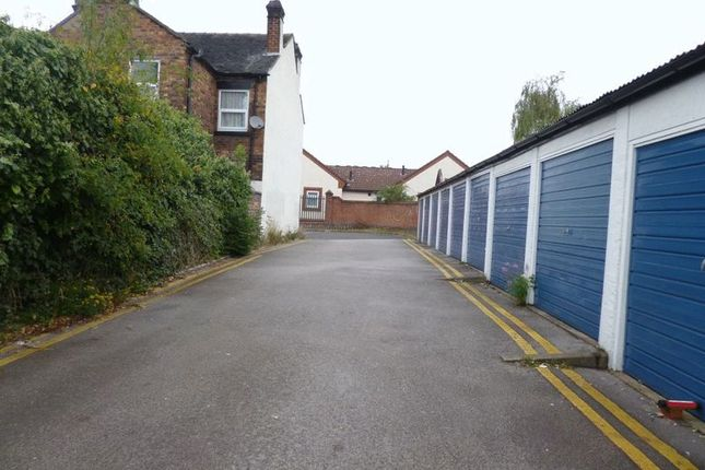 Parking/garage to rent in Kildare Street, Dresden, Stoke-On-Trent