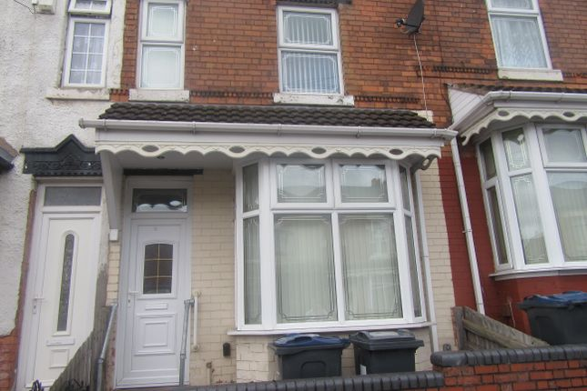 Thumbnail Terraced house to rent in Limetree Road, Birmingham