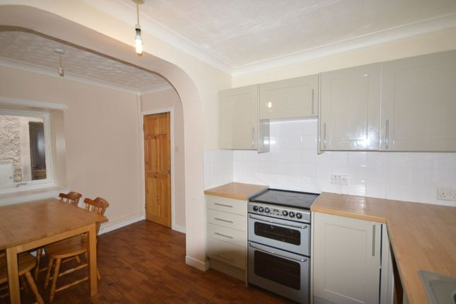 Thumbnail Terraced house to rent in Balmerino Place, Bonnygate, Cupar