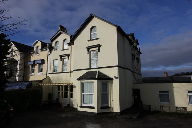 Thumbnail Flat for sale in Falkland Road, Torquay