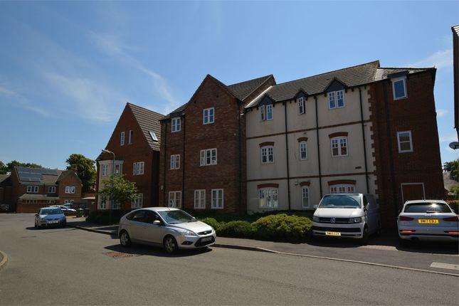 Thumbnail Flat to rent in Hogan House, Ivy Grange, Bilton, Rugby, Warwickshire