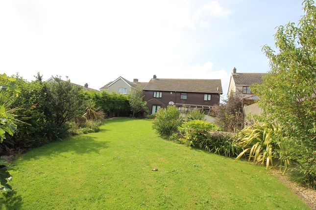 Thumbnail Detached house for sale in Gorsewood Drive, Hakin, Milford Haven, Pembrokeshire.