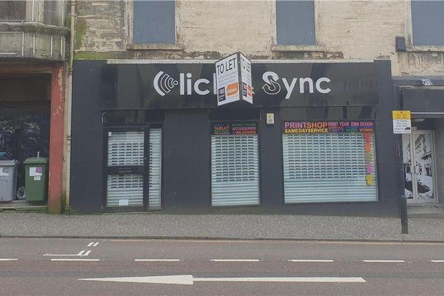 Thumbnail Retail premises to let in 168 Hope Street, Glasgow