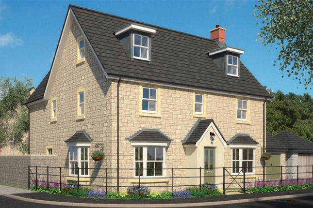 Thumbnail Detached house for sale in Newland Homes The Marlborough, Randolph Avenue, Yate