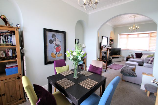 Thumbnail End terrace house to rent in Kent Road, Plymouth