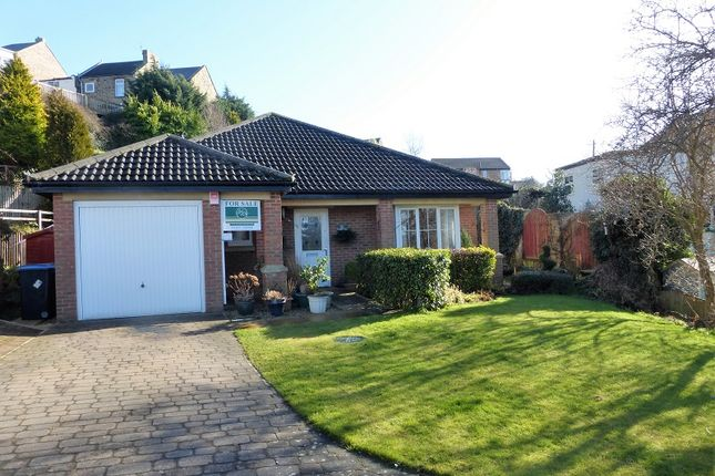 Thumbnail Detached bungalow for sale in Priory Close, Shotley Bridge