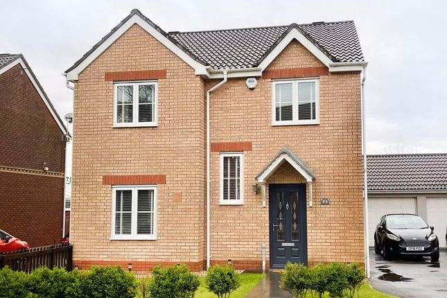 4 bed detached house for sale in Hill Court, Bridgend CF31