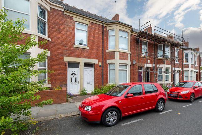 Thumbnail Flat for sale in King John Terrace, Heaton, Newcastle Upon Tyne