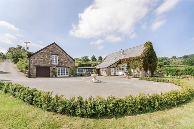 Thumbnail Detached house for sale in Llanelly Church, Abergavenny, Monmouthshire