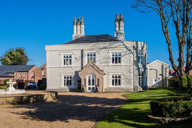 Thumbnail Detached house for sale in Cottage Lane, Aughton, Ormskirk