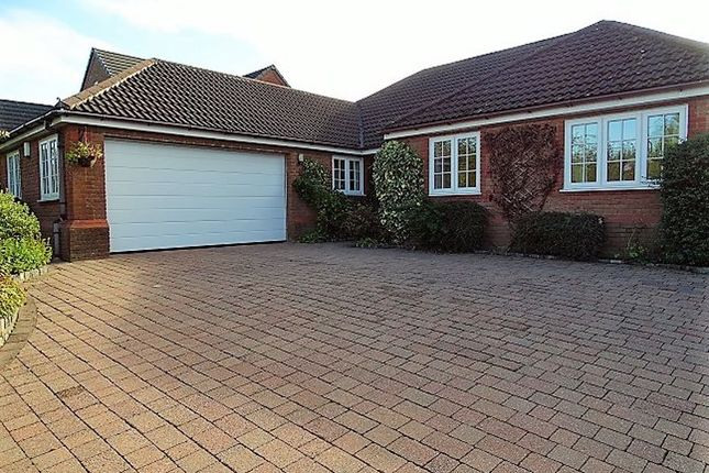 Thumbnail Detached bungalow for sale in The Drive, Fulwood, Preston
