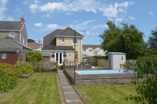 Thumbnail Detached house for sale in Woodville Street, Pontarddulais, Swansea