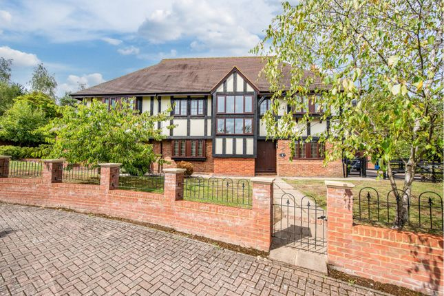 Thumbnail Detached house for sale in Kents Hill, Milton Keynes