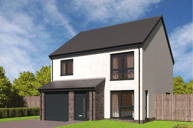 Thumbnail Detached house for sale in The Gilbert, Branshill Road, Sauchie, Clackmannanshire