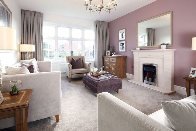 """4 bedroom detached house for sale in """"Welwyn"""" at Park View, Bassaleg, Newport"""