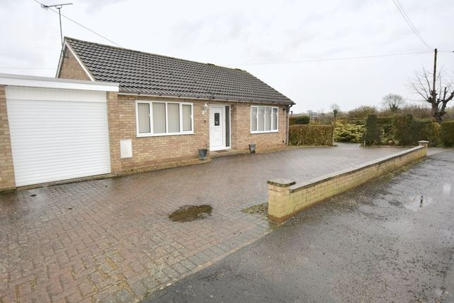 Thumbnail Bungalow for sale in St. Peters Road, Oundle, Peterborough