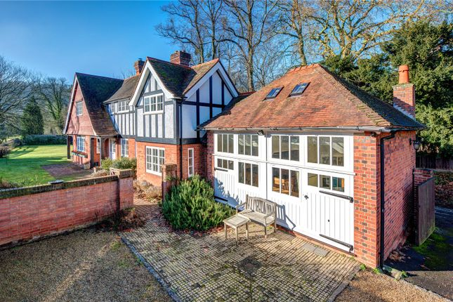 Thumbnail Detached house for sale in Ferry Lane, Goring, Oxfordshire