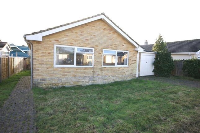 2 bed bungalow for sale in Blacksmith Close, Corfe Mullen, Wimborne