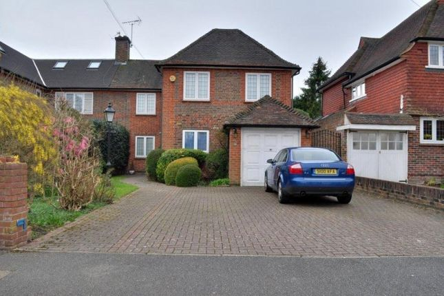 Thumbnail Semi-detached house to rent in Wellington Road, Hatch End, Middlesex