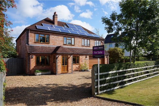 Detached house for sale in Deppers Bridge, Southam
