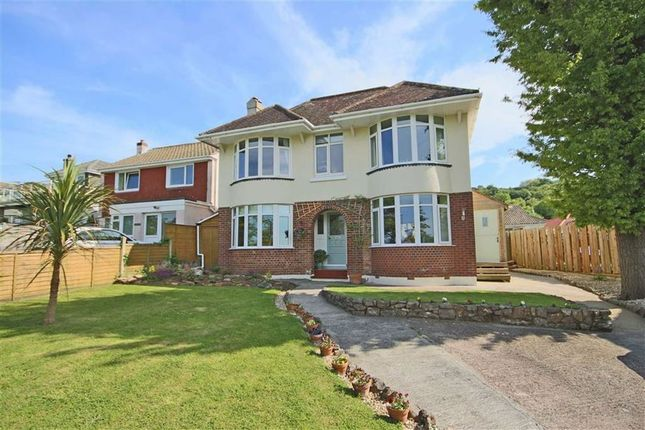Thumbnail Detached house for sale in Upton Manor Road, St Mary's, Brixham