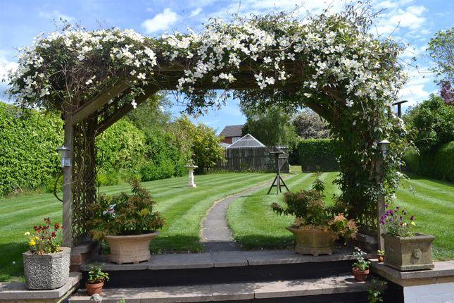 Rear Garden of Moira Road, Woodville, Swadlincote DE11