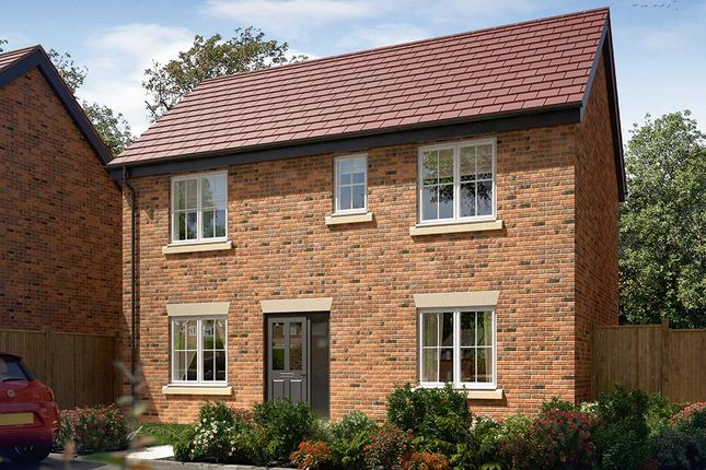 "Thumbnail Detached house for sale in ""The Dalton"" at Wingfield Road, Alfreton"