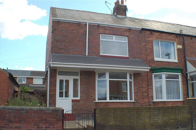 Thumbnail End terrace house to rent in Coleridge Avenue, South Shields