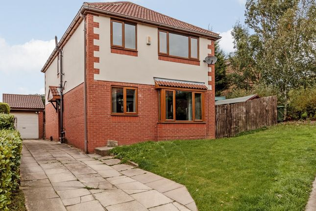 Thumbnail Detached house for sale in Haise Mount, Barnsley, South Yorkshire