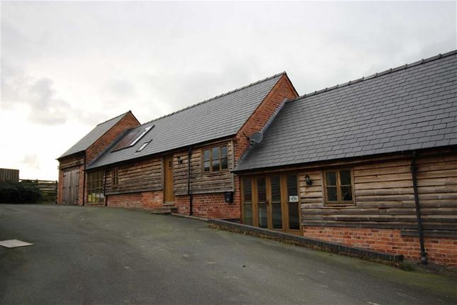 Thumbnail Semi-detached house to rent in The Byre, Pentrenant, Berriew, Welshpool