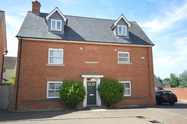 Thumbnail Detached house for sale in Rouse Way, Colchester