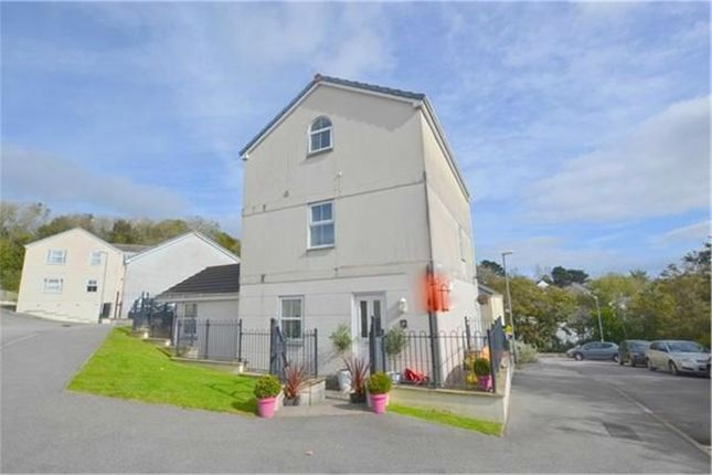 Thumbnail Maisonette for sale in Newbridge View, Truro, Cornwall
