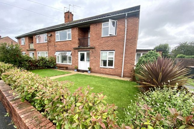 Thumbnail Flat for sale in Gerard Drive, Nantwich