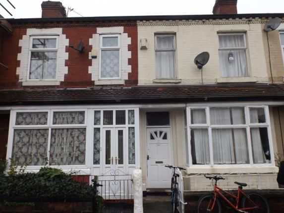 3 bed terraced house for sale in Broadfield Road, Moss Side, Manchester, Greater Manchester