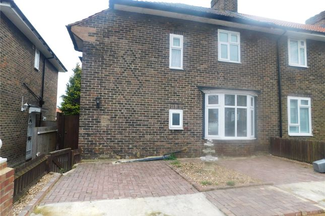 Thumbnail End terrace house for sale in Farmstead Road, Catford, London
